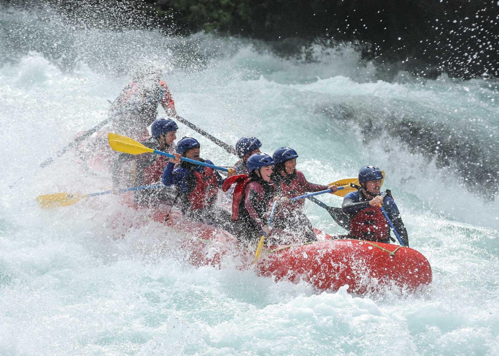 Rafting & Kayak Futaleufu