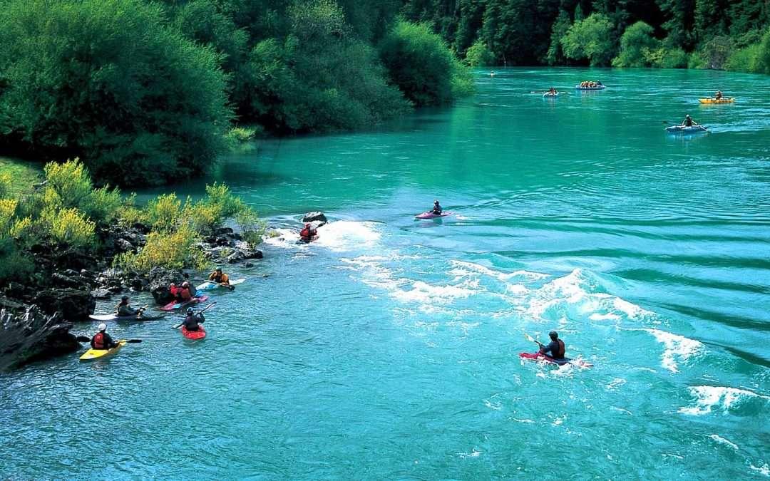 Kayak Chile · 10 dias