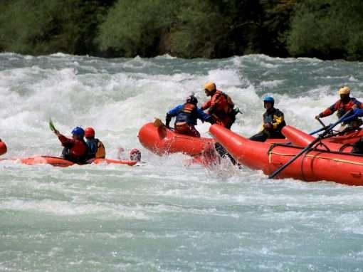 Koleufu, Cursos de Rafting y Certificaciones