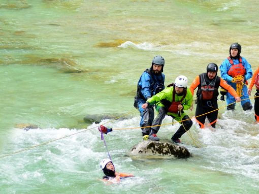 Koleufu, Cursos de certificación Rescue 3 Internacional